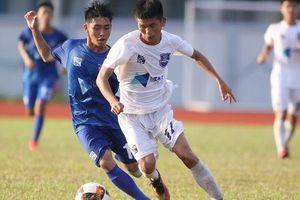 Thanh Hóa gặp HAGL ở bán kết giải U17 Quốc gia