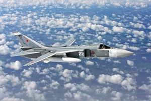 Máy bay chiến đấu Nga từng bay qua Nhà Trắng và Lầu Năm góc