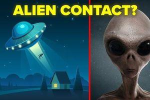 Hai lần con người suýt 'tóm' được người ngoài hành tinh