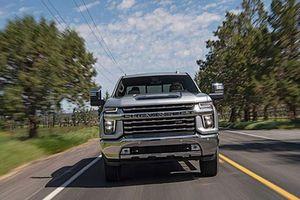 'Khủng long' Chevrolet Silverado HD full đồ bán tới 1,87 tỷ
