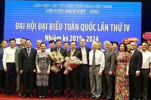 Xung lực mới cho các hoạt động hữu nghị Việt – Anh