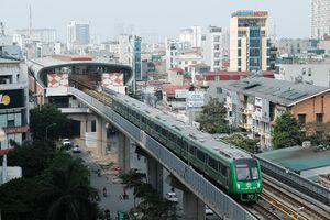 Kiểm toán Nhà nước bóc tách lý do đường sắt Cát Linh - Hà Đông đội vốn 'khủng'