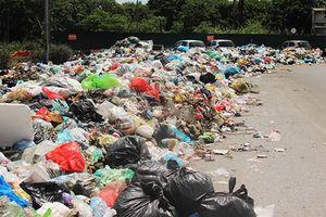 Hầu hết khu xử lý chất thải rắn đều đang ách tắc