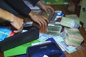 Triệt phá cả mạng lưới cờ bạc, lô đề quy mô lớn tại Đắk Lắk
