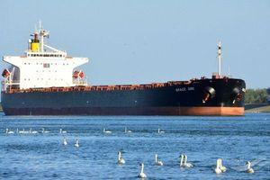 Iran đe dọa bắt tàu chở dầu của Anh để trả đũa