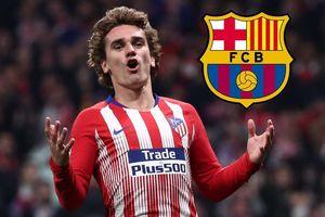 Barca và Griezmann khiến Atletico phẫn nộ, tung hê hợp đồng