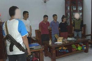 Công an Đắk Lắk triệt phá hàng chục tụ điểm ghi số đề tại TP Buôn Ma Thuột