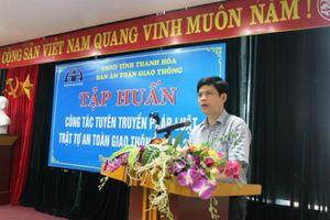 Phó Chủ tịch UBND tỉnh Thanh Hóa giữ chức Thứ trưởng Bộ GTVT
