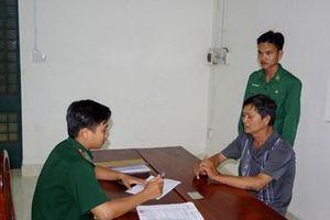 Giải cứu 2 thiếu nữ người Trung Quốc ngay tại khu vực biên giới giáp Campuchia