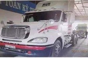 Kỳ lạ xe container bị mất trộm ngay tại cảng lớn nhất TP HCM