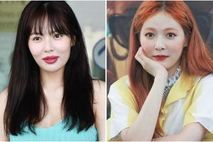 'Nữ hoàng gợi cảm' HyunA dính nghi vấn bơm môi khi xuất hiện với đôi môi xúc xích to mọng