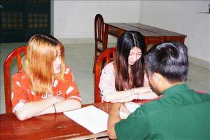 Bắt đối tượng đưa hai trẻ em người Trung Quốc xuất cảnh trái phép sang Campuchia