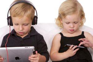 Làm gì khi con bạn 'nghiện smartphone' ?