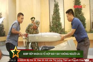 UAV trinh sát mới của BĐBP Việt Nam hiện đại ra sao?