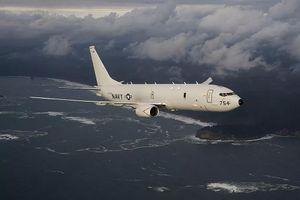Máy bay trinh sát Poseidon của Mỹ bị Su-27 Nga đánh chặn gần Crimea