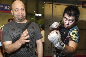 Võ sư Flores thách đấu Từ Hiểu Đông của Trung Quốc để 'dằn mặt'