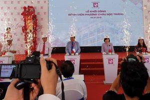 Khởi công xây dựng Bệnh viện Phương Châu Sóc Trăng