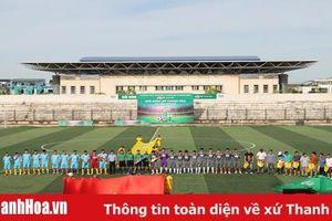 14 đội bóng tranh tài tại Giải bóng đá Thanh Hóa – Cúp Huda năm 2019