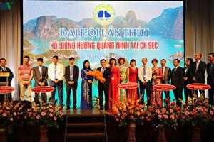 Đại hội lần thứ nhất Hội đồng hương Quảng Ninh tại Séc