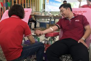 Ngày hội hiến máu tại TP HCM dự kiến tiếp nhận 1.500 đơn vị máu