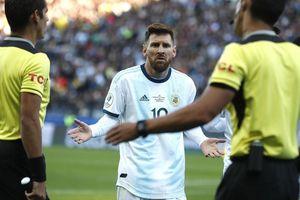 Messi nói sốc: 'Copa America 2019 là một trò nhảm nhí, bịp bợm'