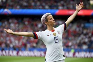 Đội trưởng tuyển Mỹ chỉ trích FIFA thiếu tôn trọng bóng đá nữ