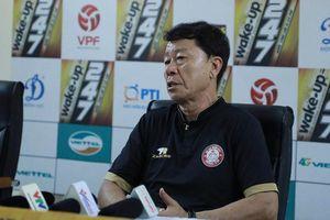 HLV Chung Hae Seong: Mỗi trận đấu với CLB TP Hồ Chí Minh đều là trận chung kết