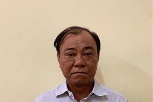 Khởi tố, bắt tạm giam nguyên Tổng giám đốc Sagri