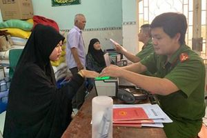 Hỗ trợ làm căn cước công dân miễn phí cho tín đồ Hồi giáo