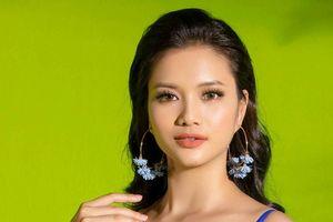 Thí sinh Miss World Việt Nam thả dáng với bikini