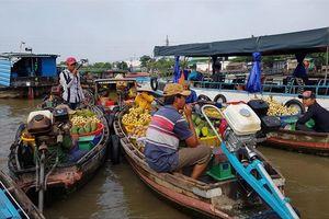 Bảo tồn và phát triển di sản chợ nổi Cái Răng