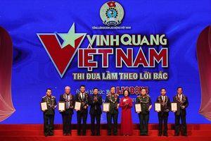 3 cá nhân xuất sắc ngành giáo dục được tôn vinh tại Vinh quang Việt Nam