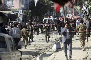 Đánh bom xe ở Afghanistan, hơn 100 người thương vong