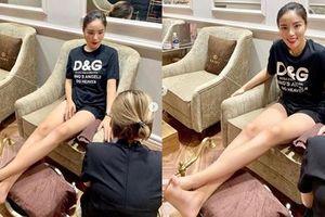 Tiệm nail bị chê trách hết lời, Hoa hậu Kỳ Duyên tiết lộ đã 'thiết quân luật' nhân viên đâu ra đó