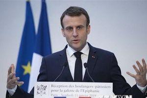 Tổng thống Pháp Macron tìm cách cứu vãn thỏa thuận hạt nhân Iran