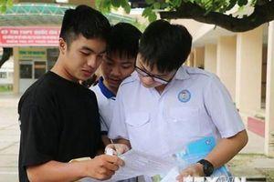 Một bài thi THPT tại Thanh Hóa có dấu hiệu bất thường