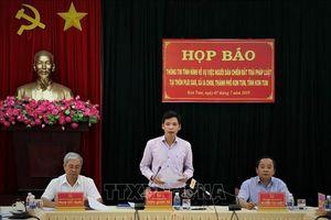 Thông tin chính thức về việc người dân chiếm đất trái pháp luật ở Kon Tum