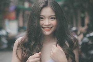 Thiếu nữ Phú Thọ 'gieo thương nhớ' với nụ cười tỏa nắng