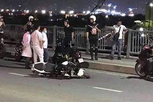 TPHCM: Người đàn ông nhặt ve chai bị tông tử vong trong đêm ở cầu Thủ Thiêm