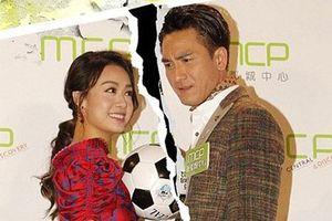 Sao phim Bao la vùng trời xác nhận chia tay Á hậu Hong Kong sau bê bối ngoại tình