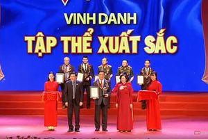 3 đại diện của ngành y tế được tôn vinh tại chương trình Vinh quang Việt Nam 2019