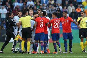Messi có bị oan khi nhận thẻ đỏ trận đấu với Chile?