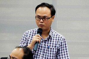 Con trai nguyên Chủ tịch Đà Nẵng xin thôi việc ở Sở Kế hoạch và Đầu tư