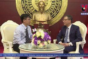 Phỏng vấn Đại sứ Việt Nam tại Trung Quốc Đặng Minh Khôi