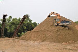 Thừa Thiên Huế đấu tranh với nạn 'cát tặc' và hợp thức hóa đơn phi pháp