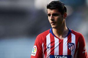 Chia tay Chelsea, Alvaro Morata cập bến Atletico Madrid