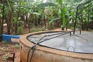 Bất lực chứng kiến 2 người chết do ngộ độc khí trong hầm Biogas