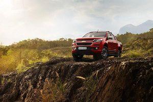 Chevrolet Colorado - xe bán tải mạnh mẽ, sang trọng vượt tầm phân khúc