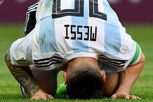 Messi có thể bỏ lỡ vòng loại World Cup 2022 vì 'bôi nhọ' quan chức CONMEBOL