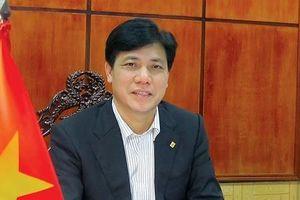 Thứ trưởng Bộ GTVT Nguyễn Ngọc Đông bị kỷ luật